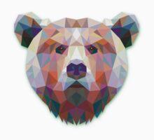 Bear Animals Gift One Piece - Short Sleeve