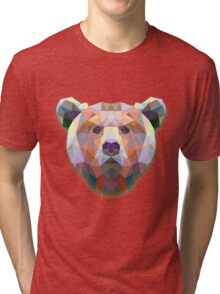 Bear Animals Gift Tri-blend T-Shirt