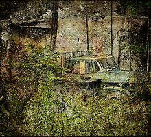 Hidden Dodge Truck by PineSinger