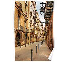 Gothic Quarter Poster