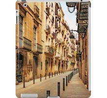 Gothic Quarter iPad Case/Skin