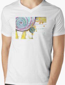 Symbiosis Mens V-Neck T-Shirt