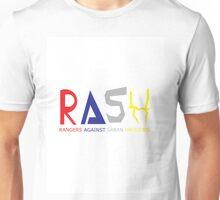 RASH: Rangers against Saban Hackjobs Unisex T-Shirt