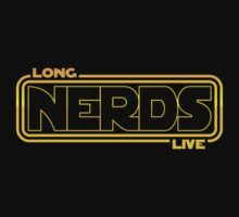 Long Live NERDS! by justinglen75