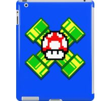 Mushroom Power iPad Case/Skin