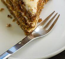 Life is short, skip to dessert by Edward Fielding
