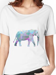 Elephant Animals Gift Women's Relaxed Fit T-Shirt