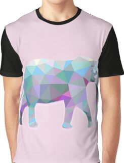 Elephant Animals Gift Graphic T-Shirt
