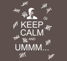 Keep Calm and Ummm...  Kids Clothes