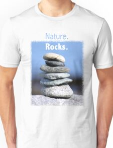 Nature Rocks T-shirt Unisex T-Shirt