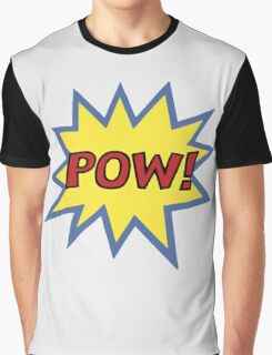 POW! Graphic T-Shirt