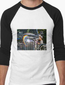 Classic car Men's Baseball ¾ T-Shirt