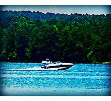 Summer Speed Photographic Print