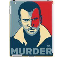 GTA , murder iPad Case/Skin