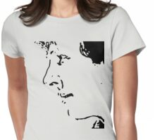 Benedict Cumberbatch, minimalistic Womens Fitted T-Shirt