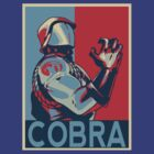 Cobra Commander G.I.Joe by Elijah Gomez