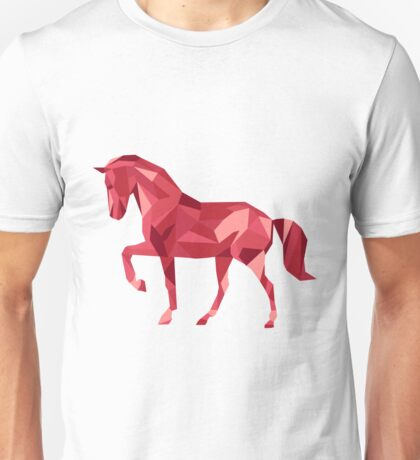Horse Animals Gift Unisex T-Shirt