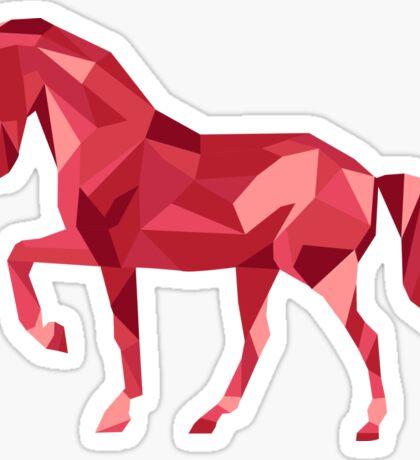 Horse Animals Gift Sticker