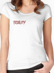 Fatality Women's Fitted Scoop T-Shirt