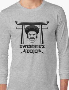 Dy-Nooo-Mite Long Sleeve T-Shirt