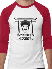 Dy-Nooo-Mite Men's Baseball ¾ T-Shirt