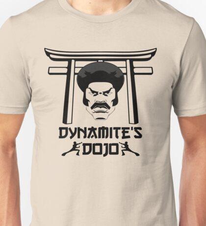 Dy-Nooo-Mite Unisex T-Shirt