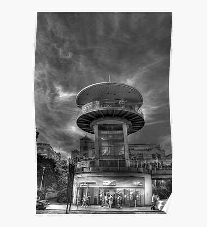 Southend UFO Poster