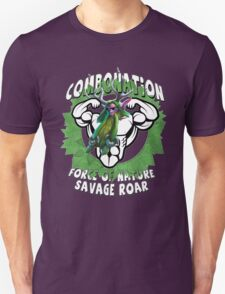 Combonation - Force of Nature Savage Roar T-Shirt
