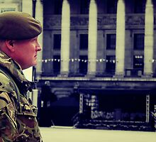 Soldier by Hannah Taylor