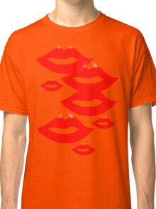 LIPS TEE SHIRT/ KIDS TEE Classic T-Shirt