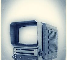 Old School Television by Edward Fielding