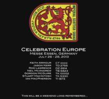 Celebration Europe Gear T-Shirt