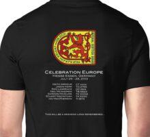 Celebration Europe Gear Unisex T-Shirt