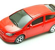 Model car by Gaspar Avila