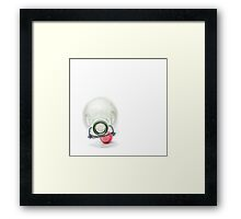 Empty... (square) Framed Print