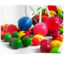 Lolly pop candy Poster