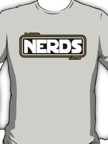 Long Live NERDS! V2 T-Shirt