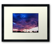 Lonely even not alone...Got Featured Work Framed Print