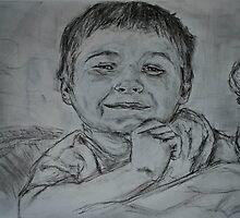 Nephew  by Katie  McNeice