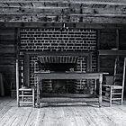Colonial Farmstead Kitchen by Wib Dawson