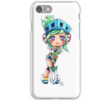 Chibi Arcade Riven iPhone Case/Skin