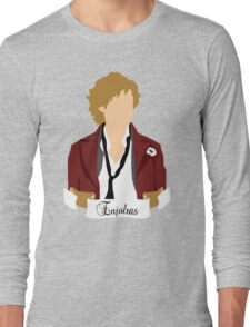 Enjolras (Aaron Tveit)- Les Miserables Long Sleeve T-Shirt