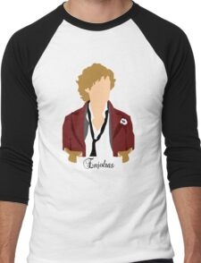 Enjolras (Aaron Tveit)- Les Miserables Men's Baseball ¾ T-Shirt
