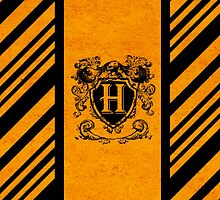 Hufflepuff Pride by WheelOfFortune