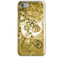 Icebubble 2 inverted gold iPhone Case/Skin