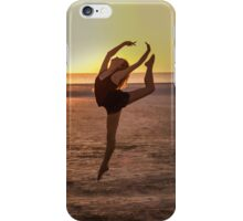 Ballet on the Beach iPhone Case/Skin