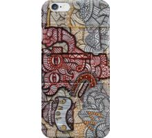 Wall-Art-024 iPhone Case/Skin