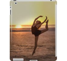 Ballet on the Beach  iPad Case/Skin