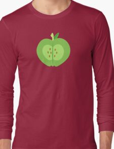 My little Pony - Big Mac Cutie Mark V3 Long Sleeve T-Shirt