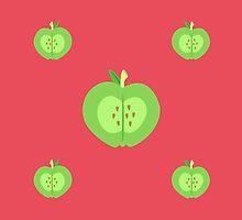 My little Pony - Big Mac Cutie Mark V3 by ariados4711
